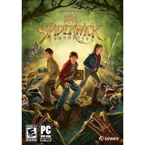 The Spiderwick Chronicles for Windows PC