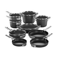 Calphalon Premier Space Saving Nonstick 15-Piece Cookware Set