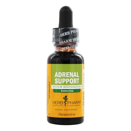 Herb Pharm - Adrenal Support Tonic composé - 1 oz.