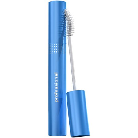 COVERGIRL Professional 3-in-1 Curved Brush Mascara, 205 Black Brown
