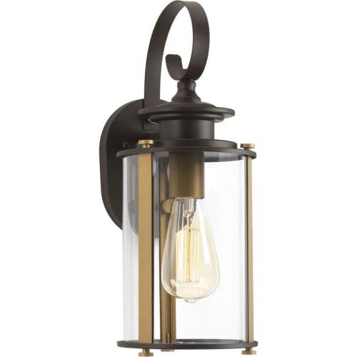 "Progress Lighting P560036 Squire Single Light 14-3/4"" High Outdoor Wall Sconce w"