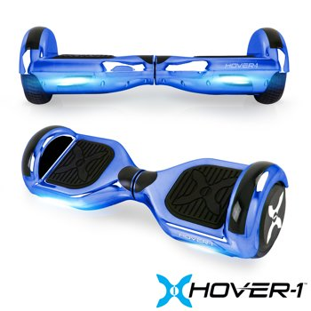 Hover-1 Blue Matrix UL Certified Electric Hoverboard