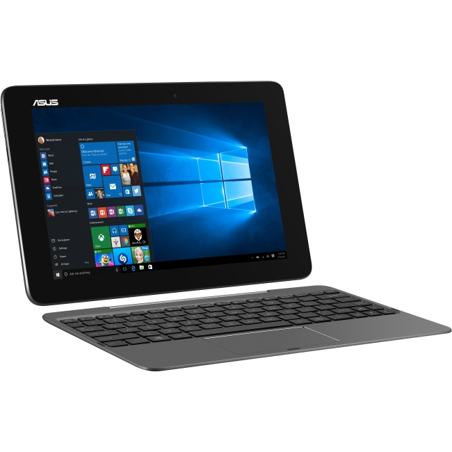 "Asus Transformer Book T100HA-C4-GR 10.1"" Touchscreen (In-..."