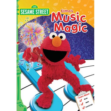 Sesame Street: Elmo's Music Magic - Sesame Street Halloween Show