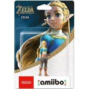 Zelda Amiibo - Legend of Zelda Breath of the Wild [Nintendo Switch Wii U 3DS]