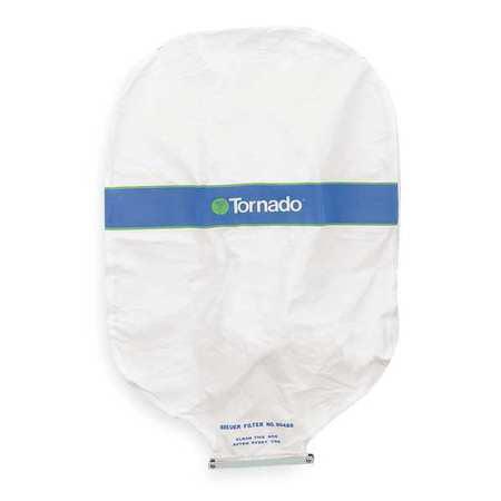 - TORNADO 90488 Filter Bag,Use with Quad Head Air Vac