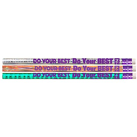 DO YOUR BEST ON THE TEST 12PK MOTIVATIONAL FUN