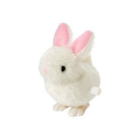 FUZZY BUNNY WIND-UP Multi-Colored