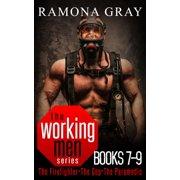 Working Men Series Books Seven to Nine - eBook