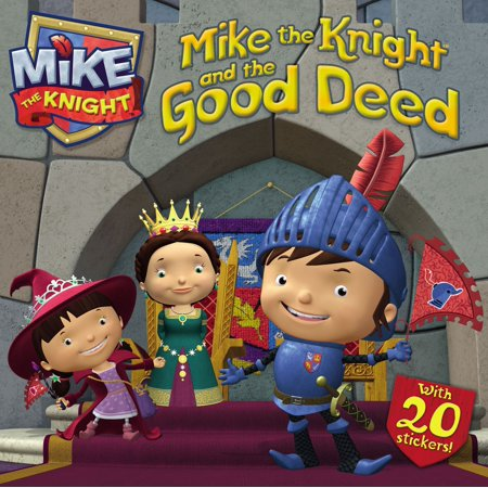 Mike The Knight Bag (Mike the Knight and the Good)