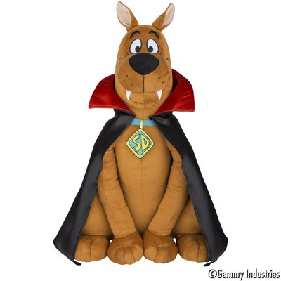 Scooby Vampire Greeter Halloween Decoration