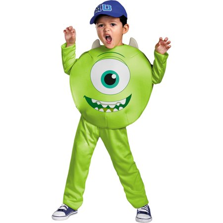 Morris costumes DG58768M Mike Toddler Classic 3T-4T - Mike Patton Halloween