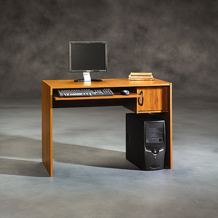 Sauder beginnings computer desk in pecan - Sauder computer desk assembly instructions ...