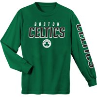 Youth Kelly Green Boston Celtics Team Wordmark Long Sleeve T-Shirt