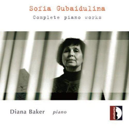 S. Gubaidulina - Sofia Gubaidulina: Complete Piano Works [CD]