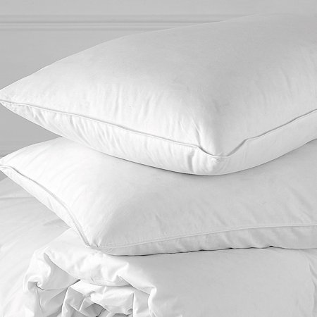 Three Chamber Goose Down Bed Pillow 30 Quot X 18 Quot Queen