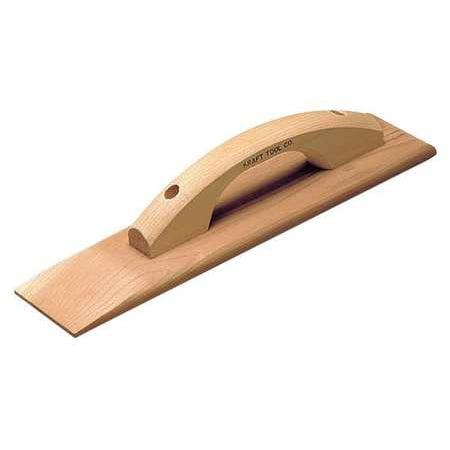 Kraft Tool 15, Concrete Hand Float, Redwood, CF256 (Concrete Tools Hand)