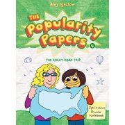 The Rocky Road Trip of Lydia Goldblatt & Julie Graham-Chang (The Popularity Papers #4) - eBook