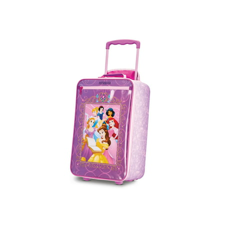 American Tourister Disney Princess 18 Softside Kids Carry-on Luggage