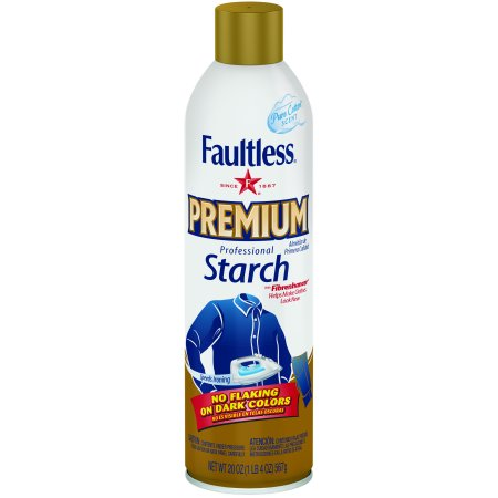 (4 Pack) Faultless® Premium Professional Starch, 20 Ounces