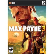Max Payne 3 (PC) (Digital Code)