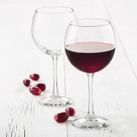 Libbey Midtown Red Wine Glasses, Set of 8 ()