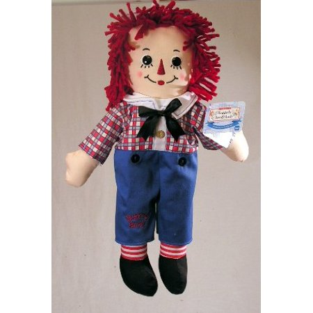 Raggedy Andy 16 Inch Classic Doll