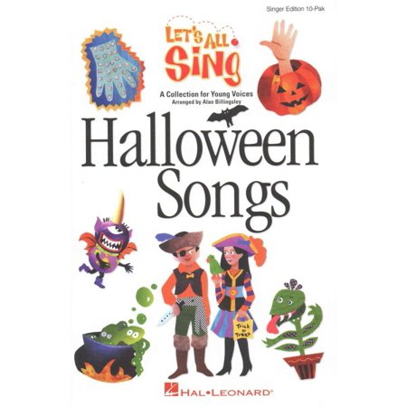 Halloween Songs : Let's All Sing