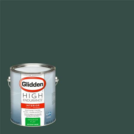Glidden High Endurance Interior Paint And Primer Dark Hunter Green 30gg 06 113