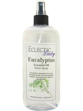Eucalyptus Essential Oil Room Spray, 16 ounces