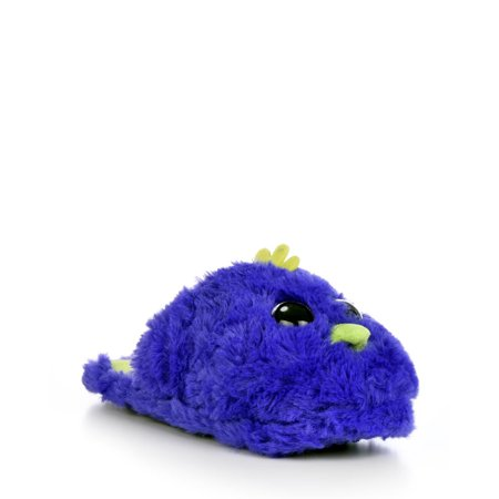 Hatchimals Kids' Draggle Plush Novelty Scuff - Rabbit Slippers For Kids