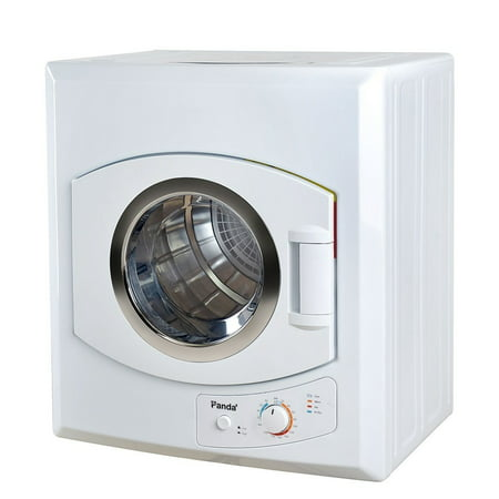 Panda 3.75 cu.ft Portable Compact Electric Laundry Dryer,