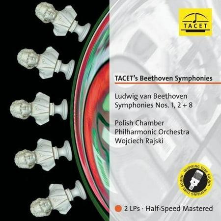 Tacet's Beethoven Symphonies (Vinyl)