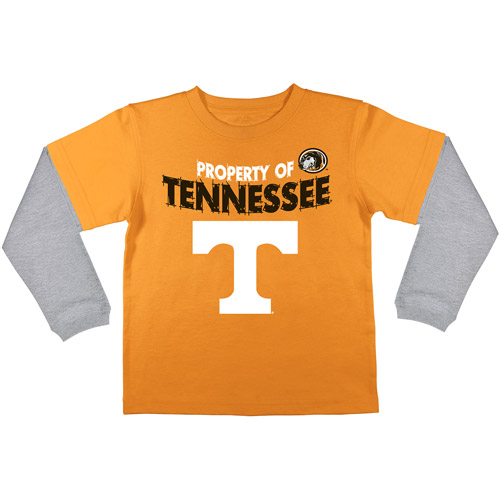 NCAA Boys Tennessee Long Sleeve Tee