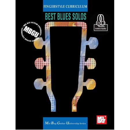 MBGU Fingerstyle Curriculum: Best Blues Solos -
