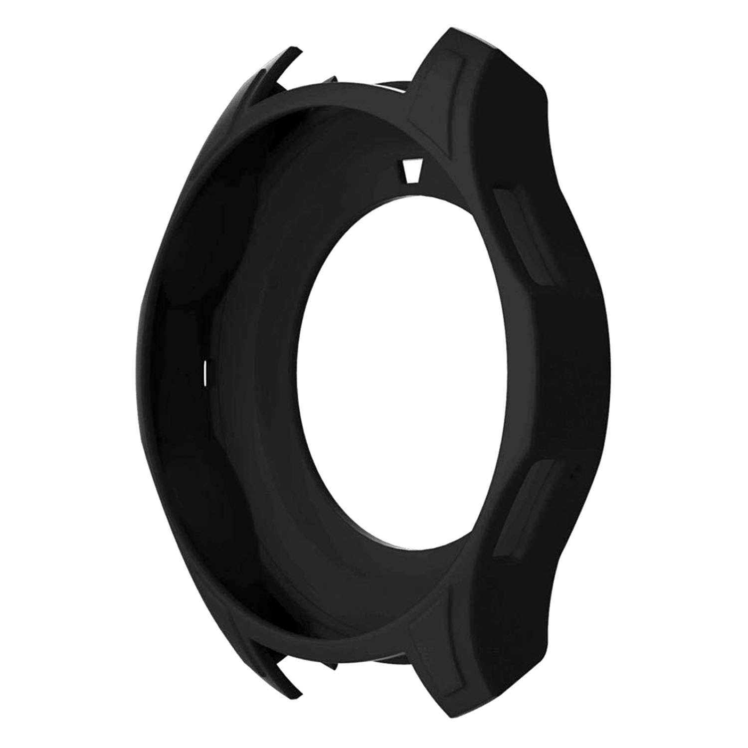 StrapsCo Silicone Rubber Protective Case Cover for Samsung Gear S3 - image 3 of 4
