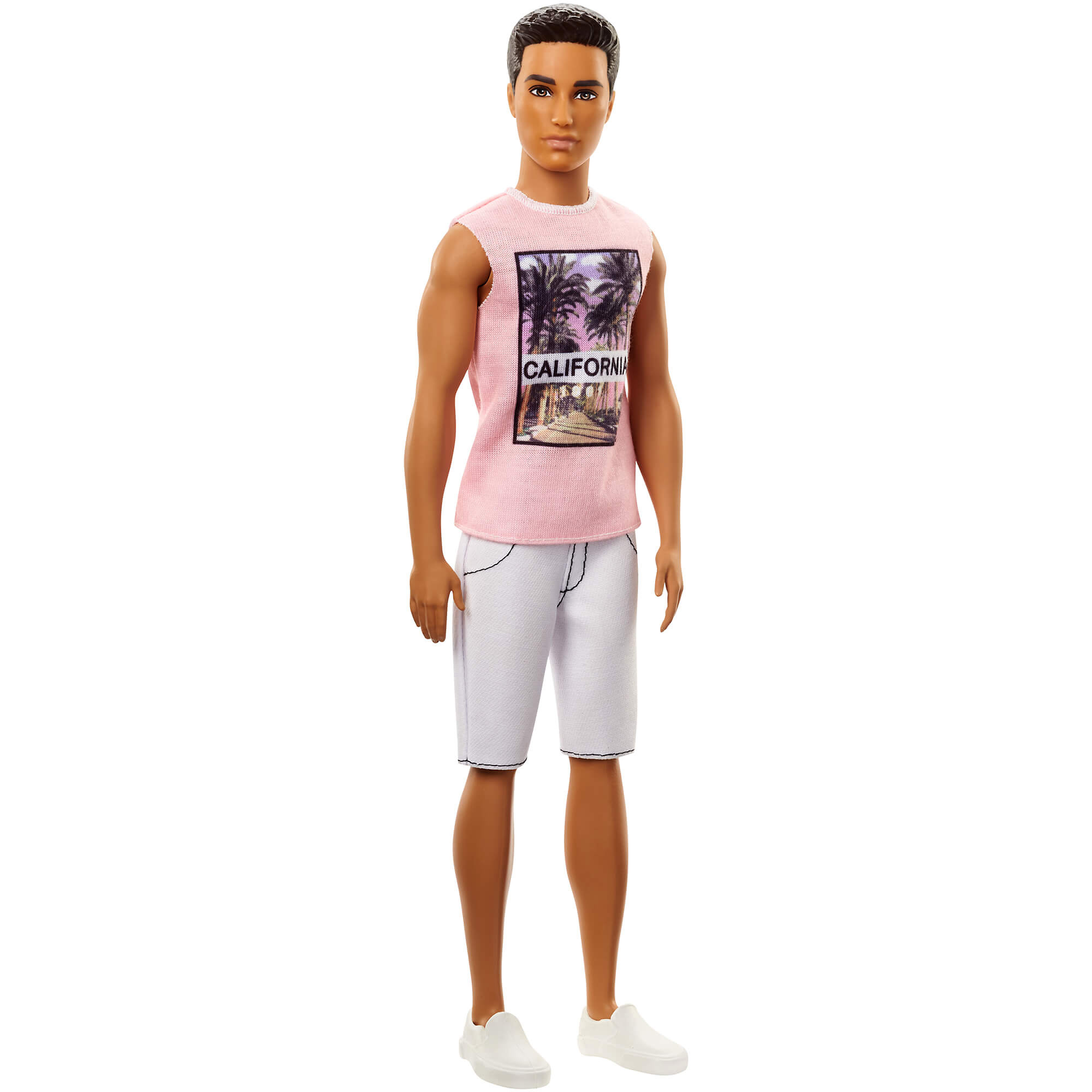 Barbie Ken Fashionistas Doll 17 Cali Cool by Mattel