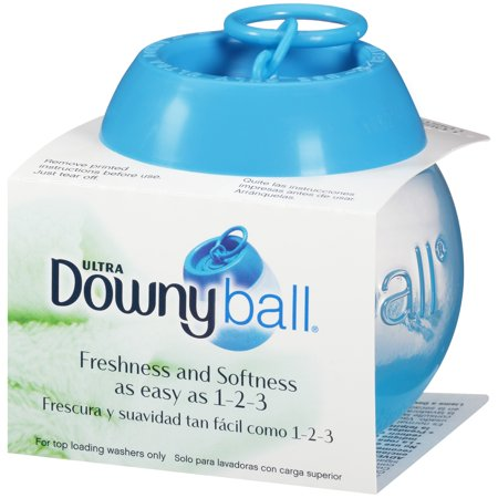 Downy Ball Automatic Liquid Fabric Softener Dispenser - pack of 2 Downy Fabric Softener Ball