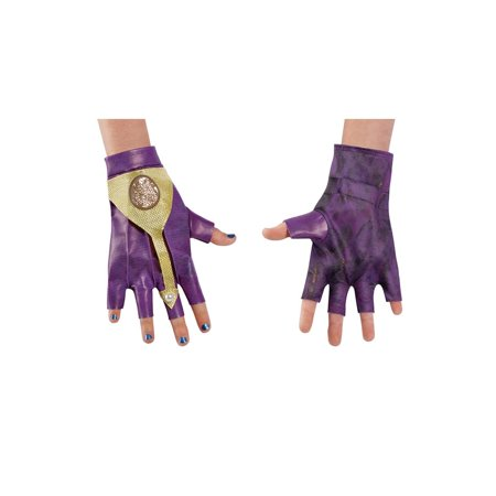 Mal Isle Look Child Gloves](Halloween Looks)