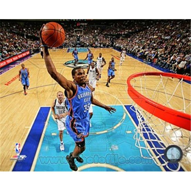 Photofile PFSAAOK03201 Kevin Durant 2011-12 Action Poster by Unknown -8. 00 x 10. 00