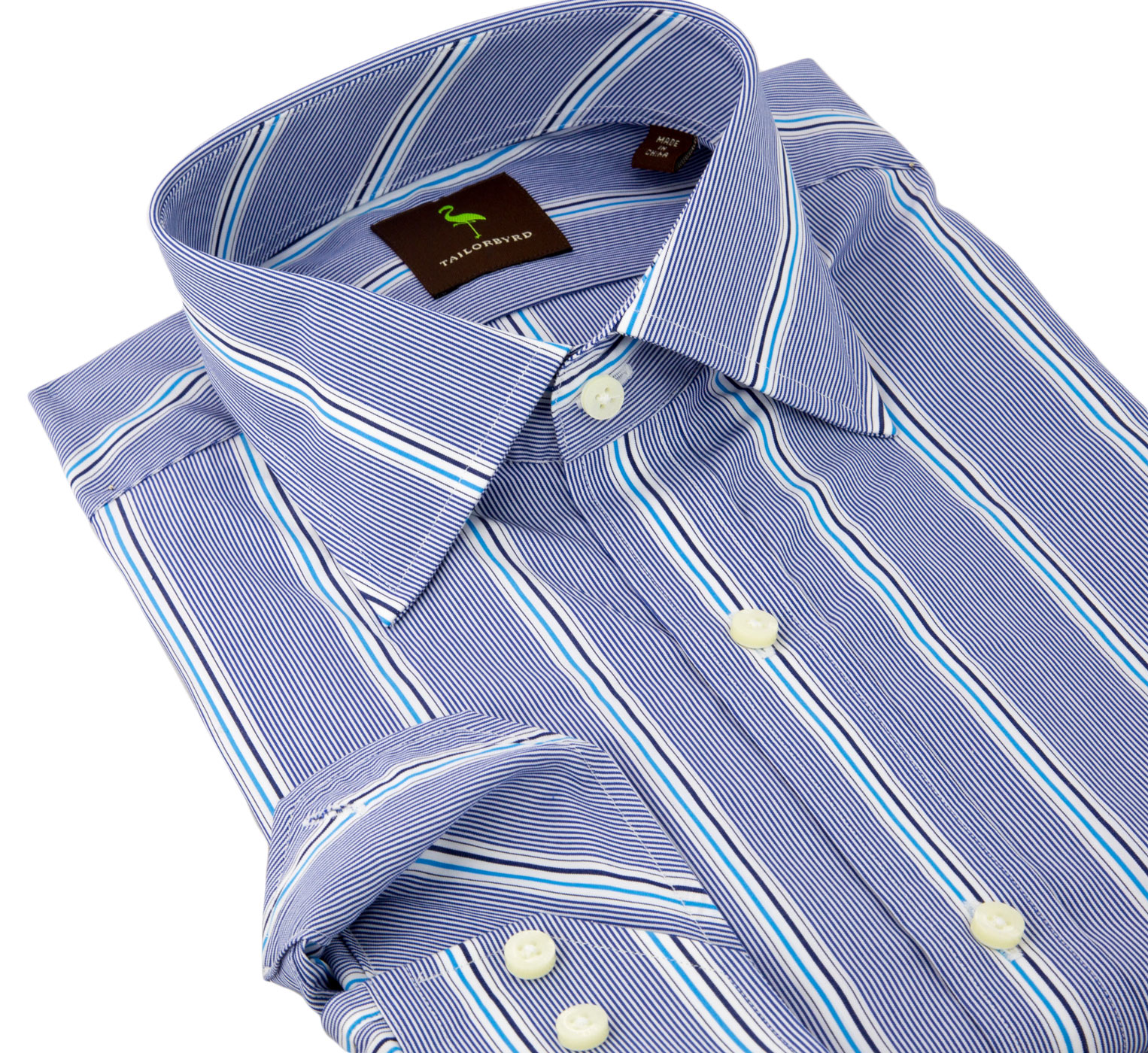 Tailorbyrd Men's Button-Down Shirt
