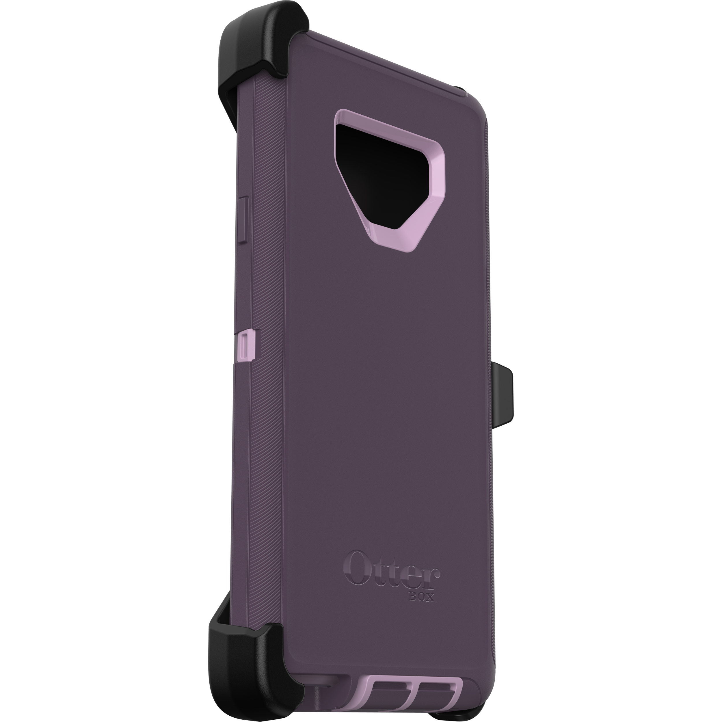 new york 50469 e7f63 OtterBox Defender Series Case for Samsung Galaxy Note 9, Black ...