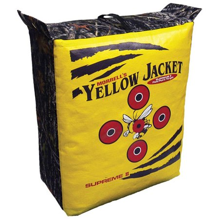 Morrell Yellow Jacket Supreme II Field Point (Morrell Archery Target)