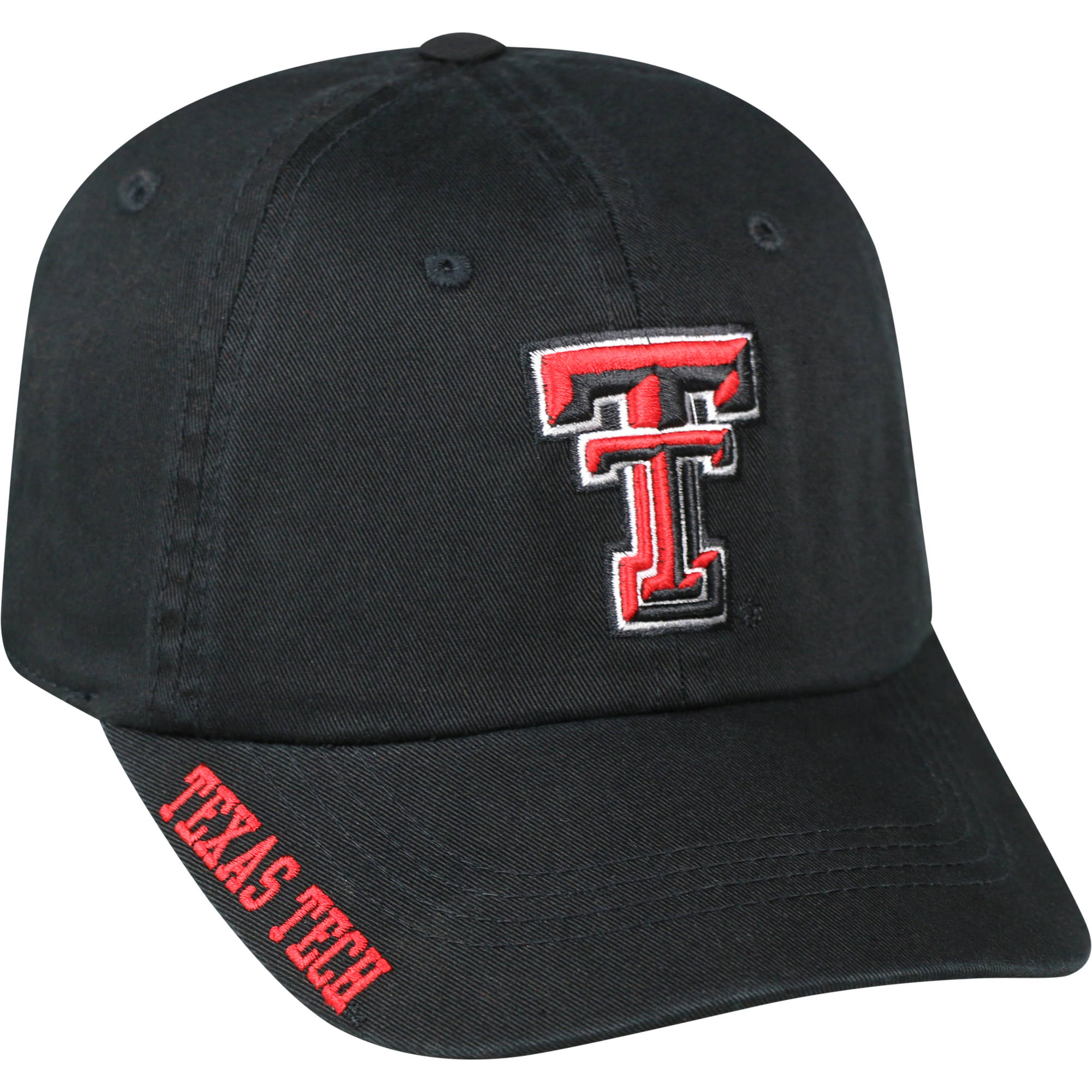 NCAA Men's Texas Tech Red Raiders Team Color Cap