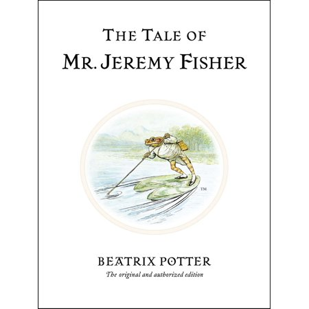 The Tale of Mr. Jeremy Fisher
