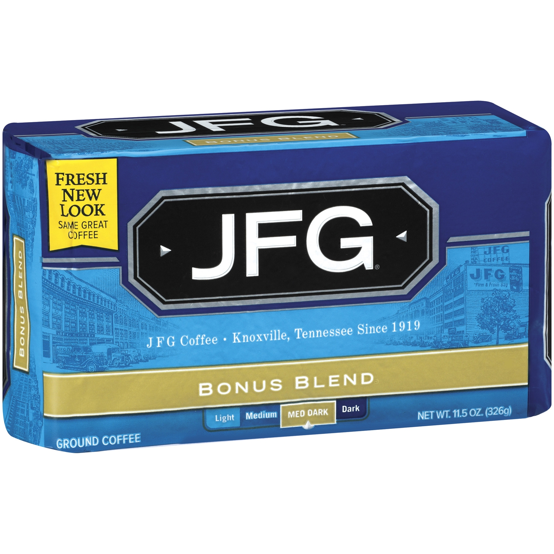 Bonus Coffee Blend For All Coffee Makers, 11.5 oz