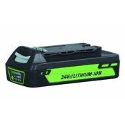 Greenworks 29722 Enhanced 24V 2Ah Sanyo Battery