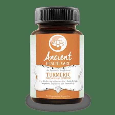 Turmeric   Curcumin C3 And Bioperine