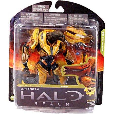 McFarlane Toys Halo Reach Halo Reach Series 4 Elite ...