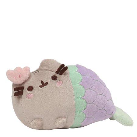 Pusheen Shell Mermaid Stuffed Cat Plush, 7